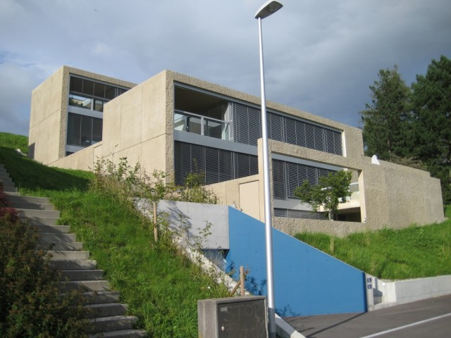 Exclusive housing in Uster, Switzerland-Referenciák
